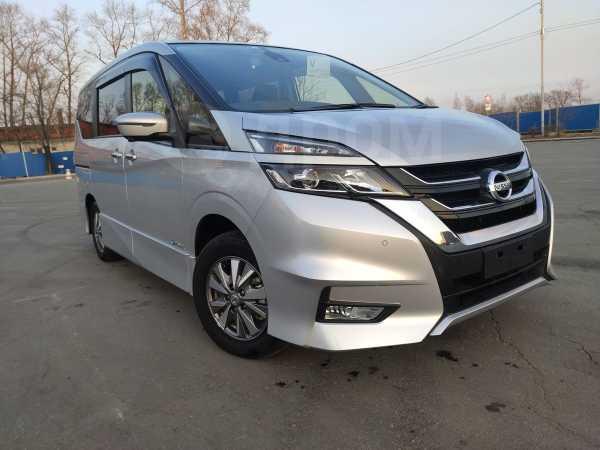 Nissan Serena, 2018 год, 1 535 000 руб.