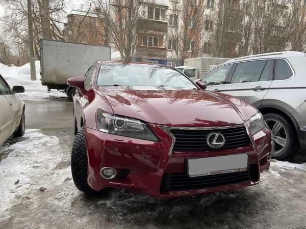 Lexus GS350, 2013 год, 1 399 000 руб.