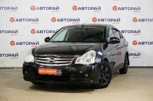 Ульяновск Nissan Almera 2014