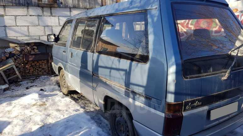Nissan Largo, 1989 год, 80 000 руб.