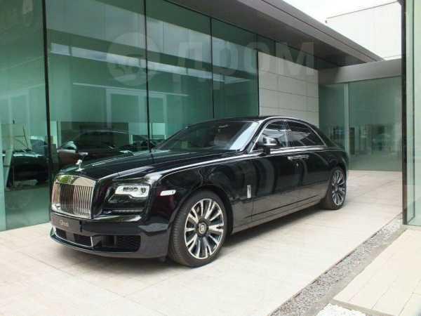 Rolls-Royce Ghost, 2019 год, 33 000 000 руб.