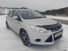 Горно-Алтайск Ford Focus 2012
