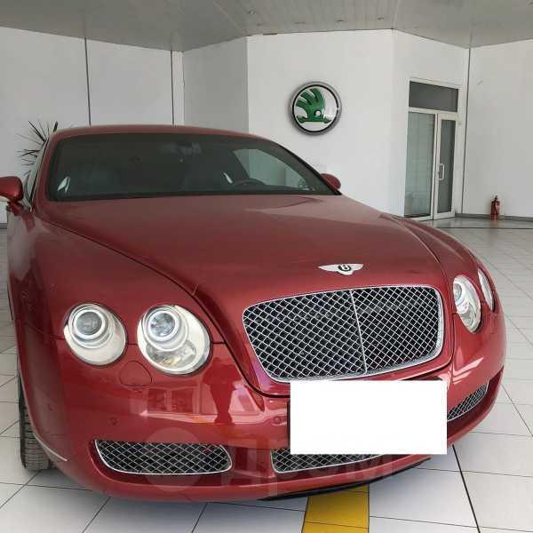 Bentley Continental GT, 2004 год, 1 449 000 руб.