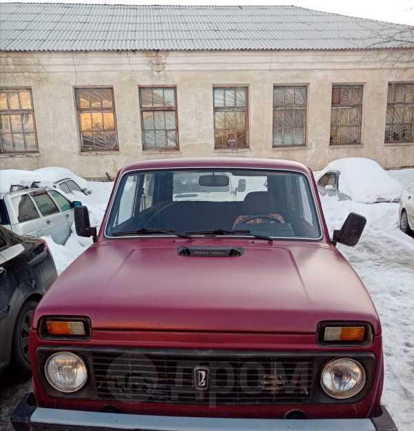 Лада 4x4 2121 Нива, 2001 год, 125 000 руб.