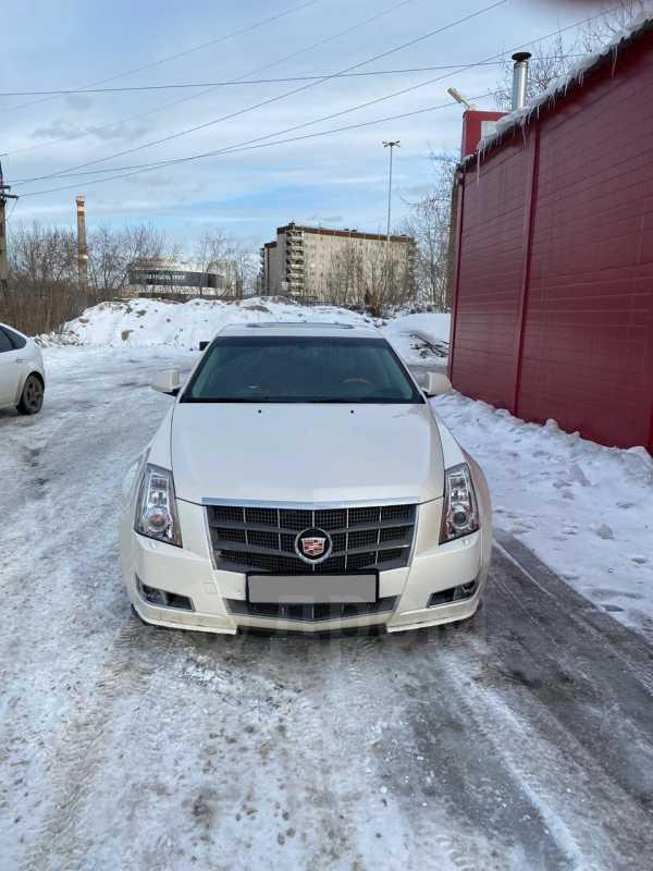Cadillac CTS, 2011 год, 900 000 руб.