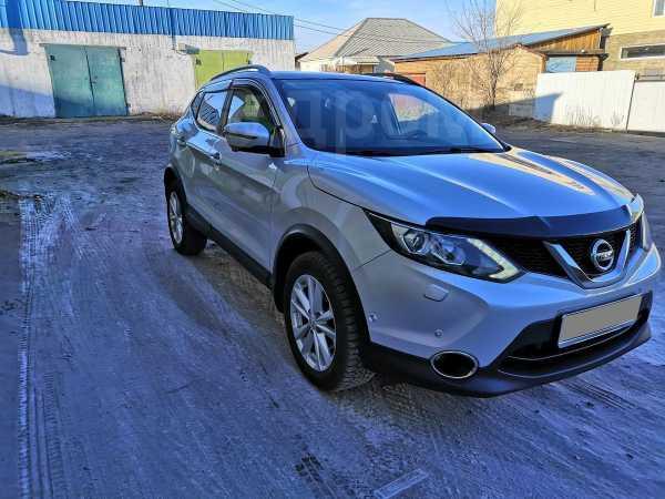 Nissan Qashqai, 2017 год, 1 350 000 руб.