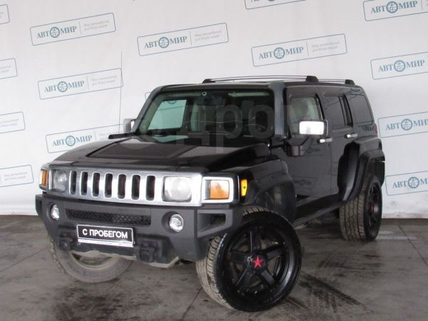 Hummer H3, 2008 год, 860 000 руб.