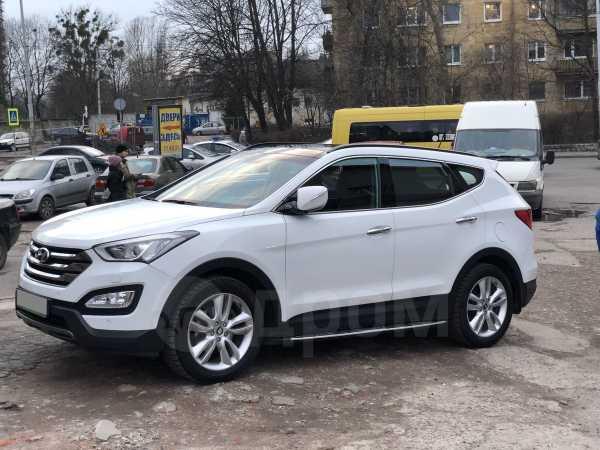 Hyundai Santa Fe, 2012 год, 1 470 000 руб.