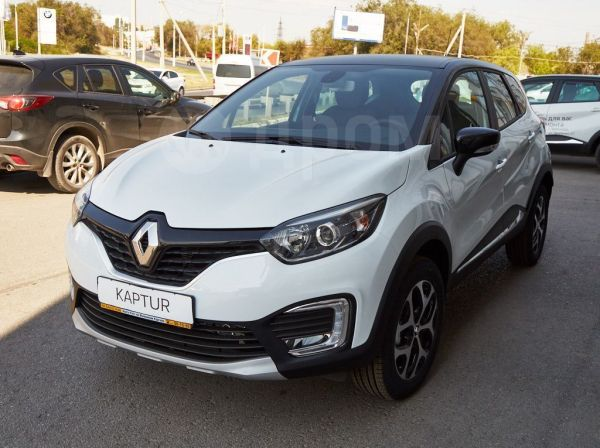 Renault Kaptur, 2020 год, 1 361 000 руб.