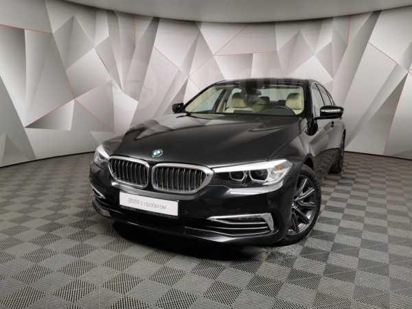 BMW 5-Series, 2018 год, 2 496 900 руб.