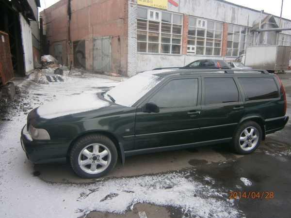 Volvo V70, 1998 год, 163 000 руб.