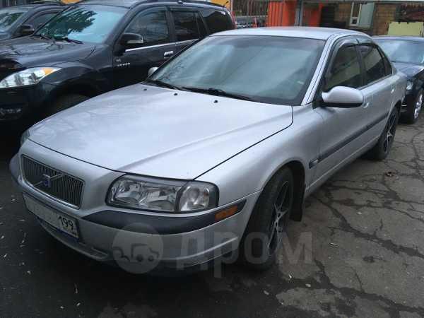 Volvo S80, 2002 год, 240 000 руб.
