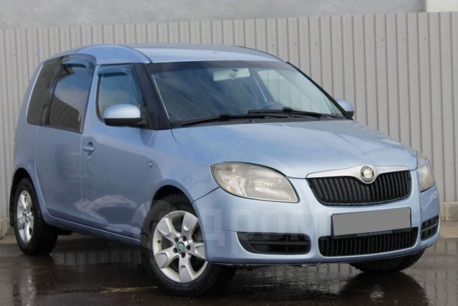 Skoda Roomster, 2007 год, 249 999 руб.