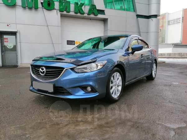 Mazda Mazda6, 2017 год, 1 400 000 руб.