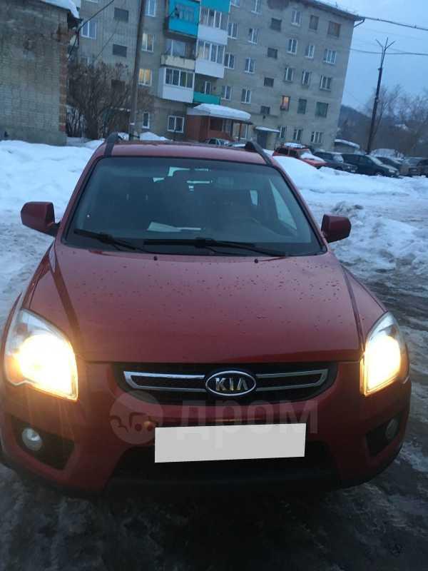 Kia Sportage, 2010 год, 677 000 руб.