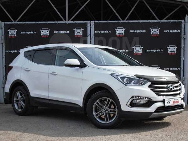 Hyundai Santa Fe, 2017 год, 1 670 000 руб.