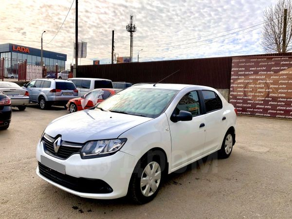 Renault Logan, 2016 год, 395 000 руб.