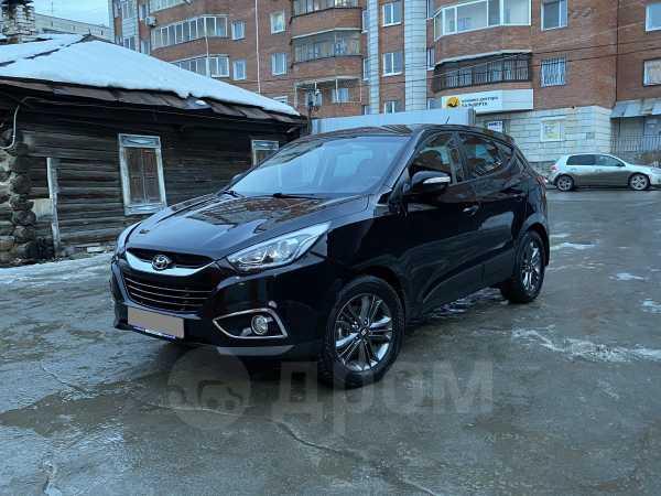 Hyundai ix35, 2015 год, 970 000 руб.