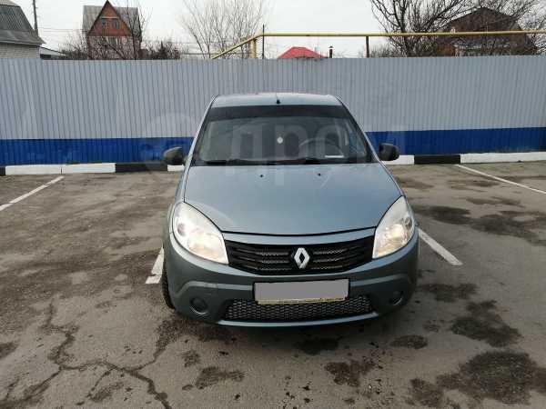 Renault Sandero, 2012 год, 285 000 руб.