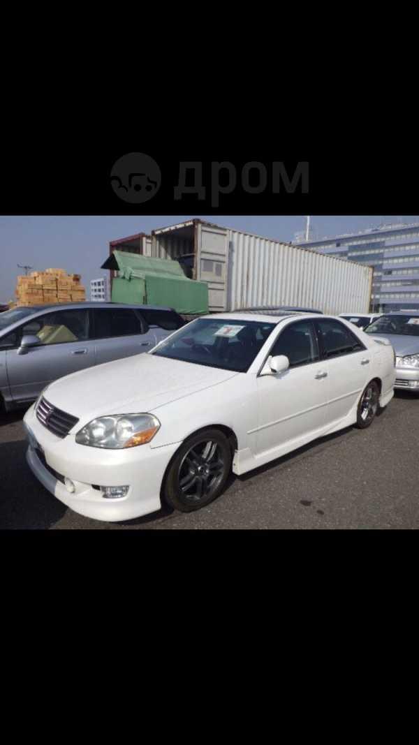 Toyota Mark II, 2000 год, 400 000 руб.