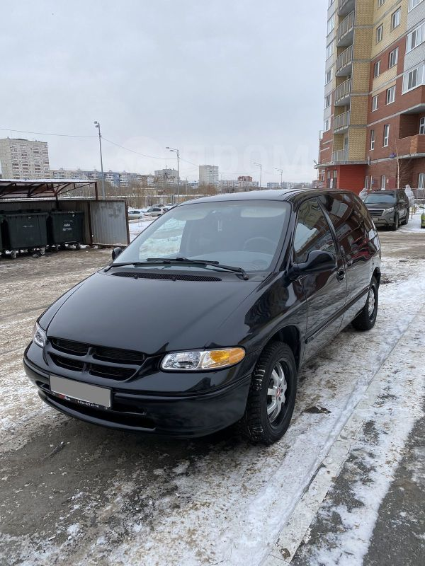 Plymouth Voyager, 1999 год, 250 000 руб.