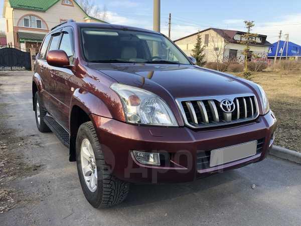 Toyota Land Cruiser Prado, 2008 год, 1 297 000 руб.