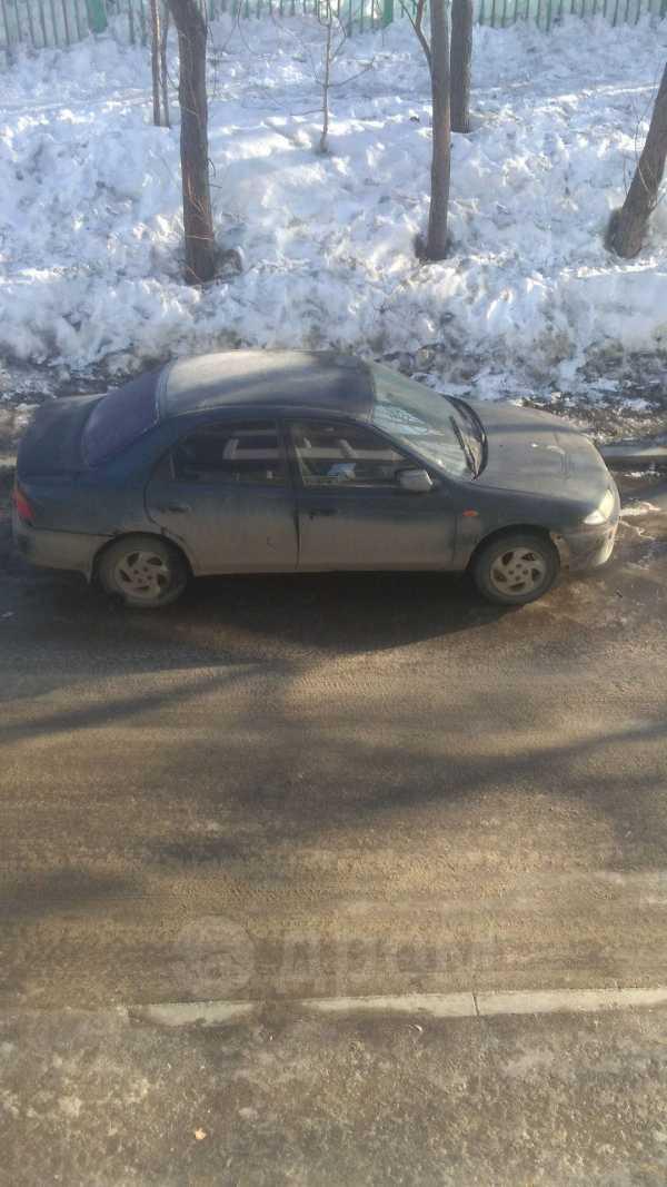 Mazda Familia, 1995 год, 65 000 руб.