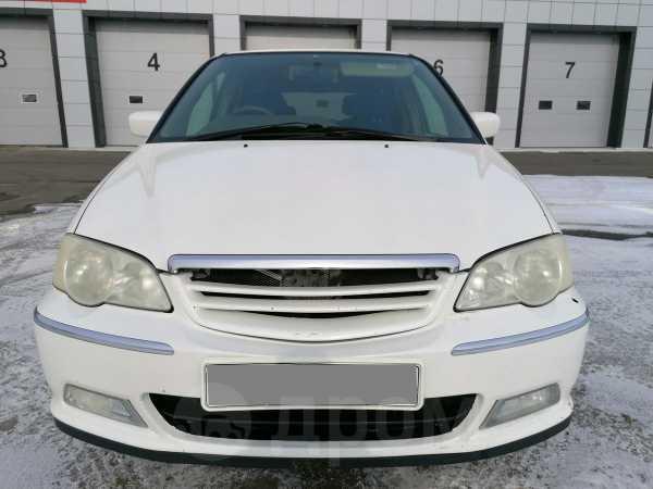 Honda Odyssey, 2002 год, 399 000 руб.