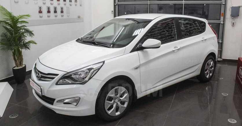 Hyundai Solaris, 2015 год, 559 196 руб.