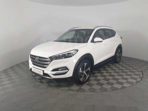 Hyundai Tucson, 2016 год, 1 155 000 руб.