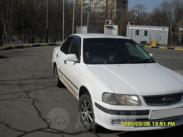 Nissan Sunny, 2001 год, 182 000 руб.
