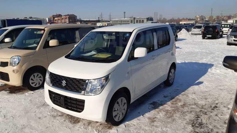 Suzuki Wagon R, 2015 год, 385 000 руб.