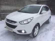 Новокузнецк Hyundai ix35 2013