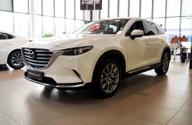 Mazda CX-9, 2020 год, 3 353 000 руб.