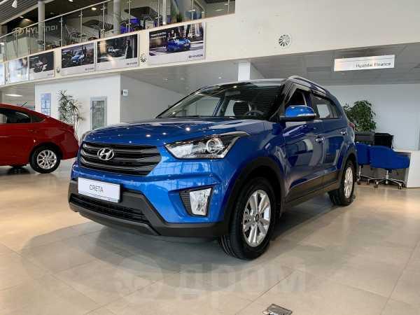 Hyundai Creta, 2019 год, 1 531 000 руб.