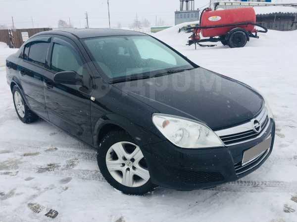 Opel Astra, 2009 год, 299 000 руб.