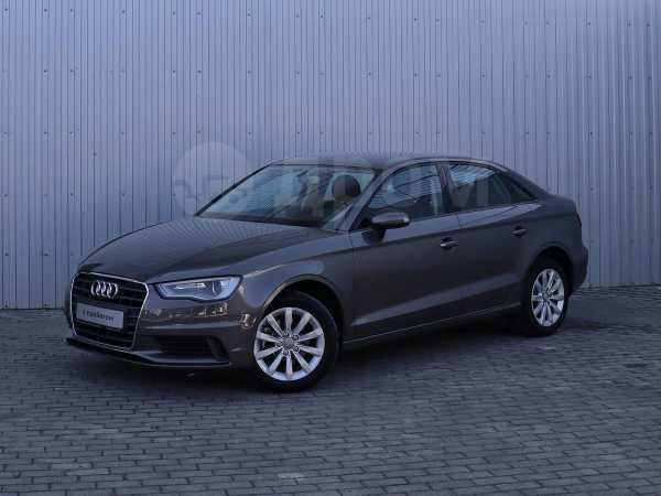Audi A3, 2015 год, 974 000 руб.