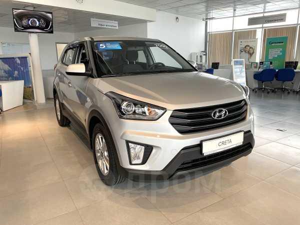 Hyundai Creta, 2019 год, 1 306 000 руб.
