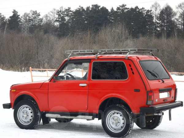Лада 4x4 2121 Нива, 1995 год, 118 000 руб.