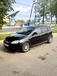Москва Corsa 2005