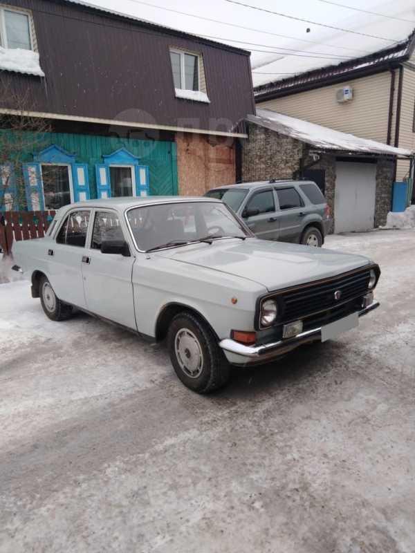 ГАЗ 24 Волга, 1989 год, 55 000 руб.