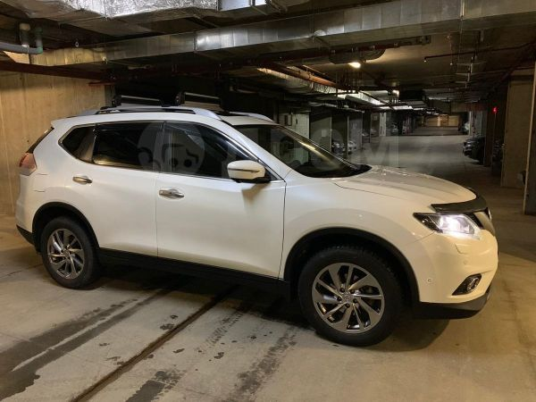 Nissan X-Trail, 2018 год, 1 500 000 руб.