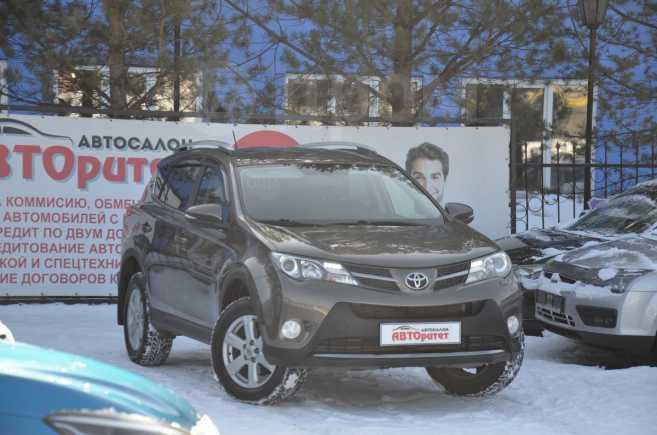 Toyota RAV4, 2013 год, 1 180 000 руб.