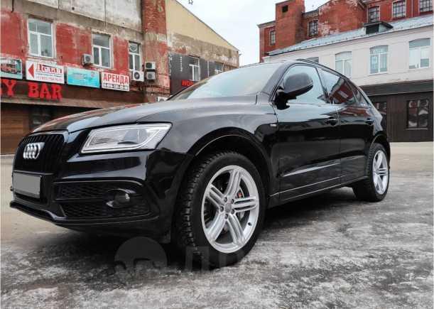Audi Q5, 2015 год, 1 560 000 руб.