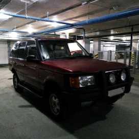 Екатеринбург Range Rover 1996