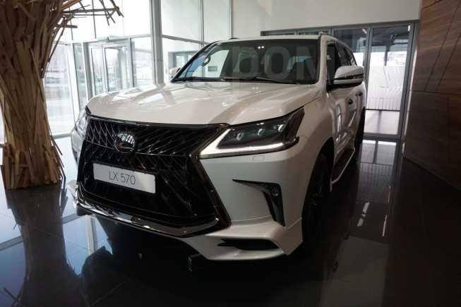 Lexus LX570, 2020 год, 8 390 400 руб.
