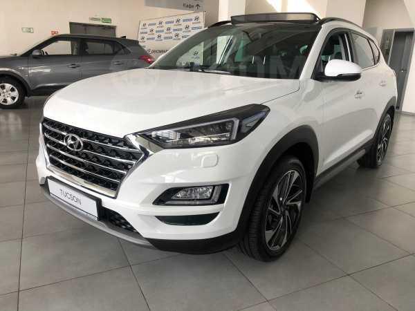 Hyundai Tucson, 2019 год, 2 377 071 руб.