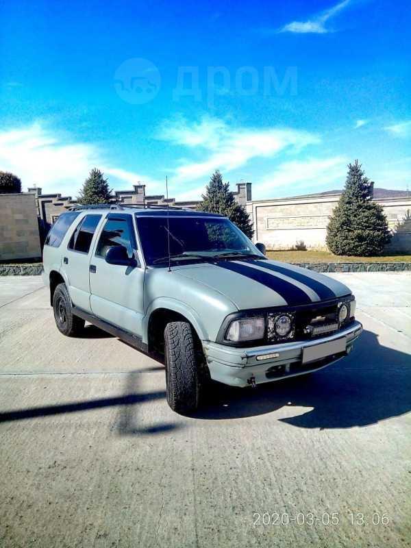 Chevrolet Blazer, 1996 год, 265 000 руб.
