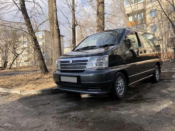 Nissan Homy Elgrand, 1997 год, 360 000 руб.
