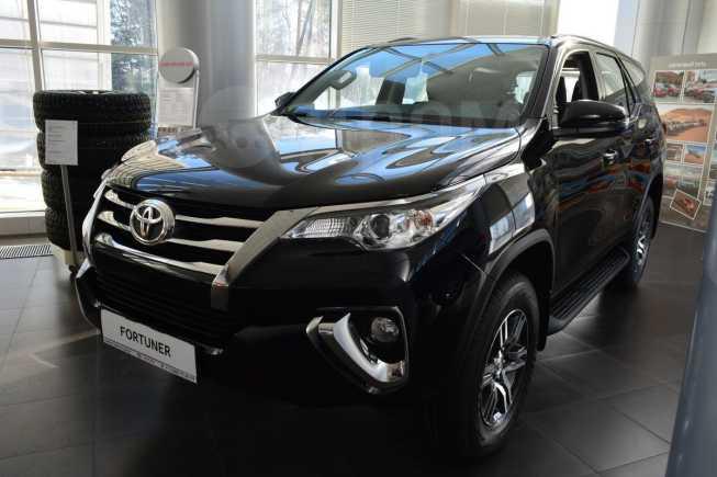 Toyota Fortuner, 2019 год, 2 611 000 руб.